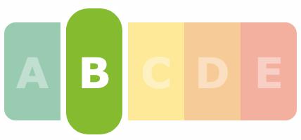 Nutri-Score B