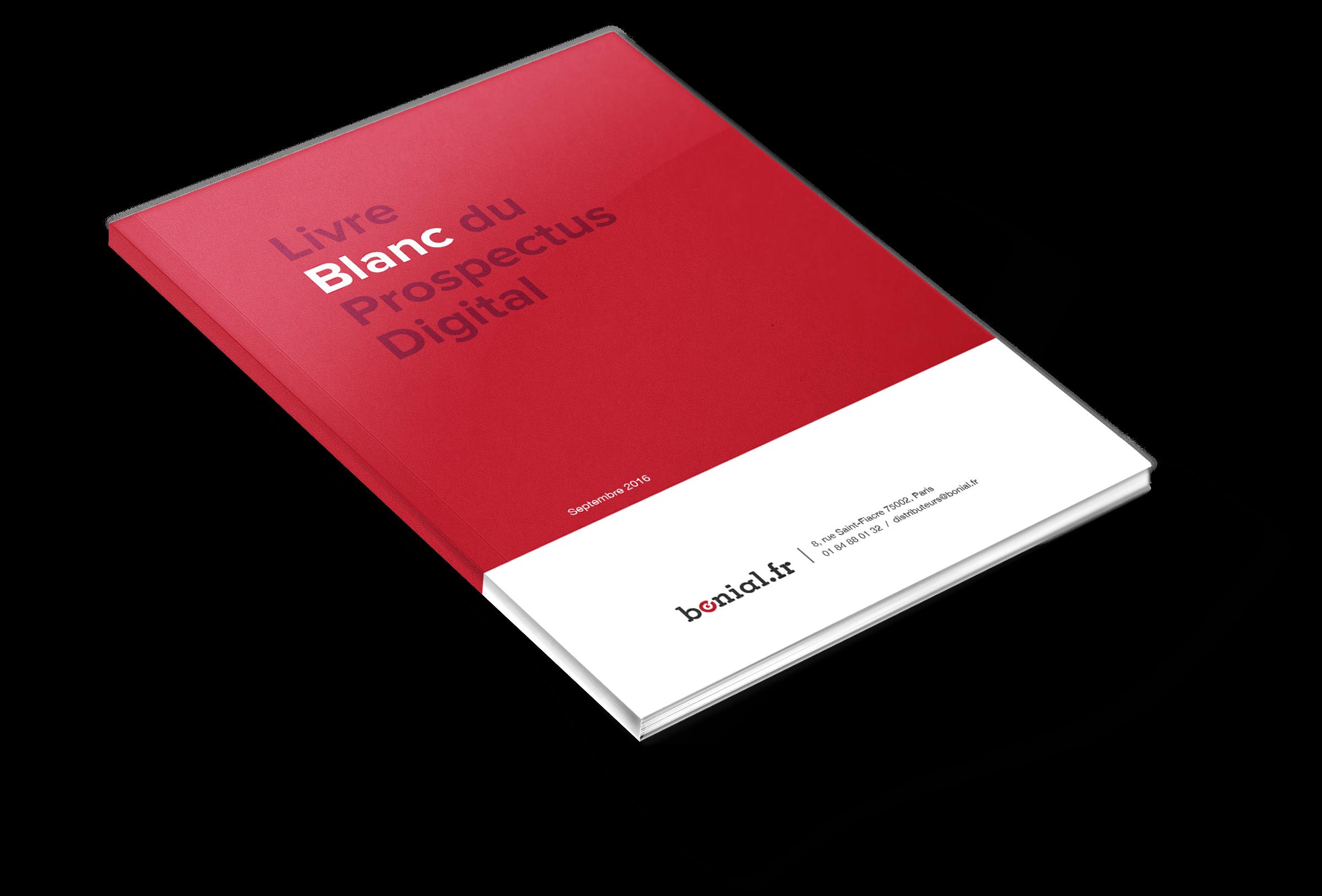 Le Livre Blanc Du Prospectus Digital